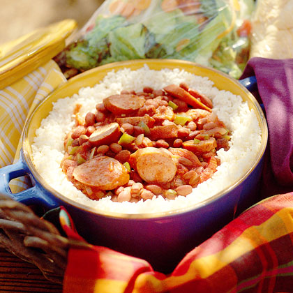 Easy Red Beans and RiceRecipe