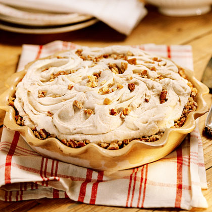 Mincemeat Ice-Cream Pie