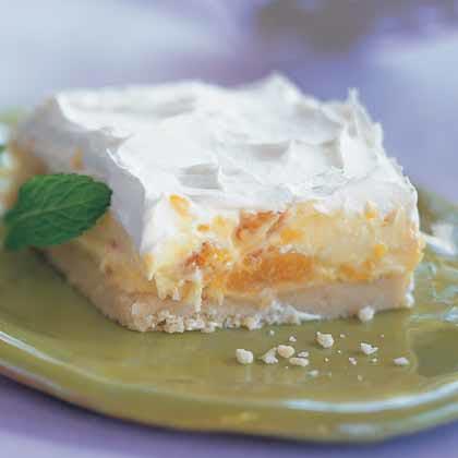 Mandarin Cream Delight Recipe