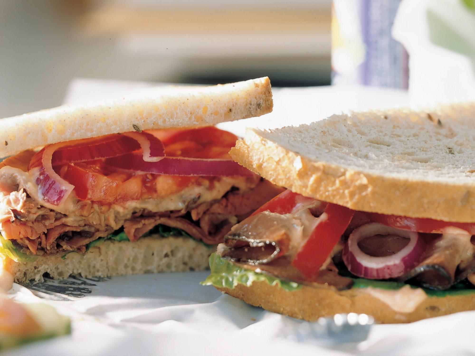 25 Healthy Lunch Ideas Myrecipes