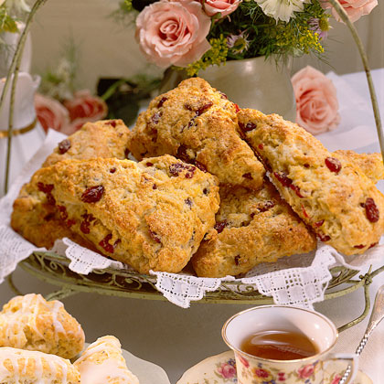 Cranberry-Orange SconesRecipe