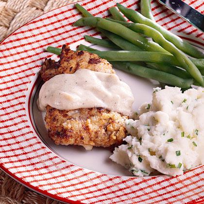 Chicken-Fried Steak Recipe