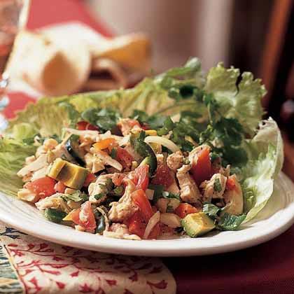 Chicken Salpicón Recipe