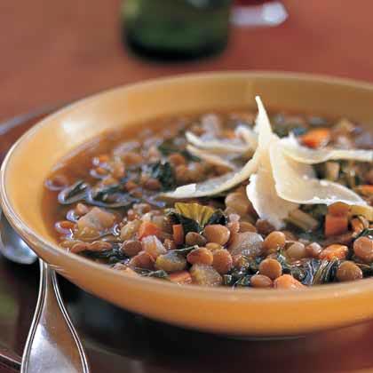 Lentil-Vegetable Soup Recipe