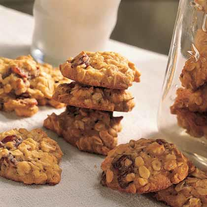 Oatmeal Cookies with A-Peel Recipe