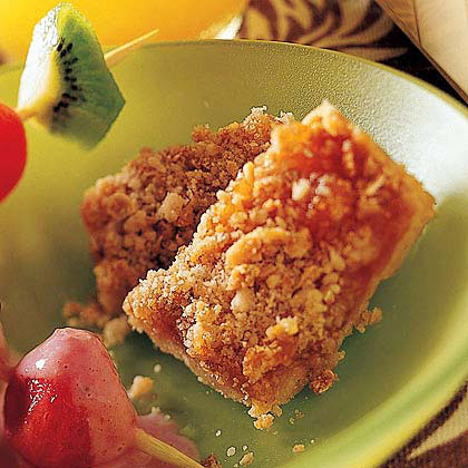 Heavenly Apricot Cobbler Bars Recipe
