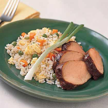 Chinese-Barbecued Pork Tenderloin Recipe