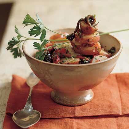 Home-Style Parisian Potato Salad Recipe