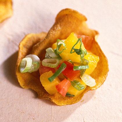 Avocado-Feta Salsa