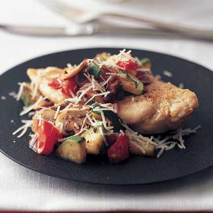 Chicken Bruschetta Recipe