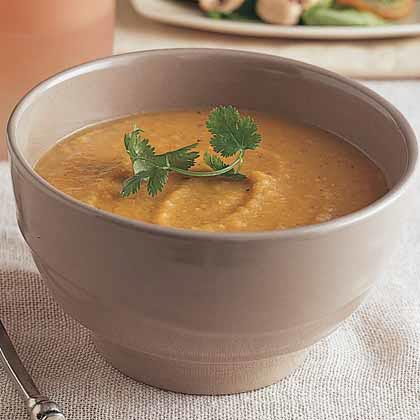 Red Lentil Soup Recipe Myrecipes