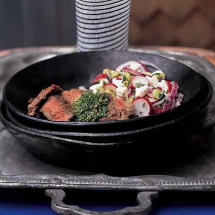 Churrasco with Chimichurri Sauce