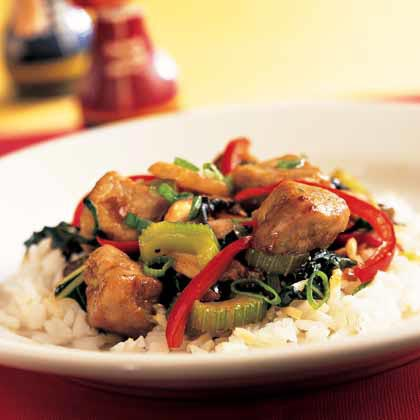 how to make chop suey in a pressure cooker