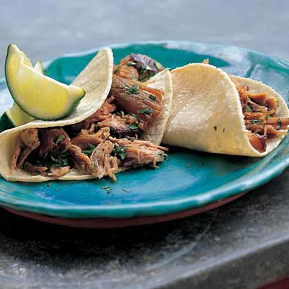Slow-Roasted Pork Tacos
