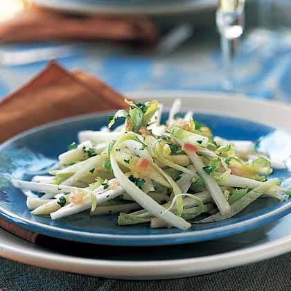 Belgian Endive-and-Apple SaladRecipe
