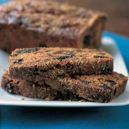 Dried Plum-and-Port Bread