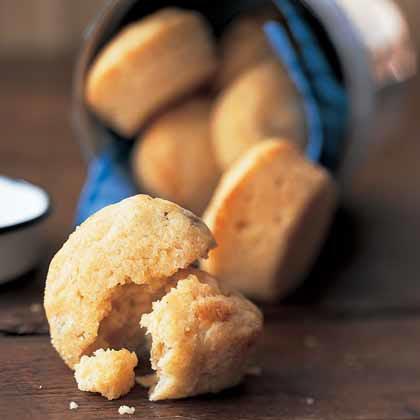 Whole-Wheat Orange Juice Muffins Recipe