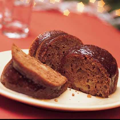 Fort Davis Apple Cake