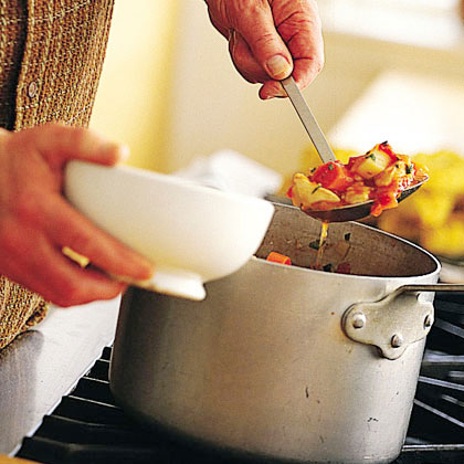 Chipotle-Chicken Stew