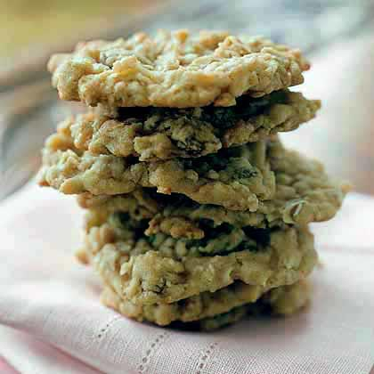 Coconut-Macadamia Nut Cookies