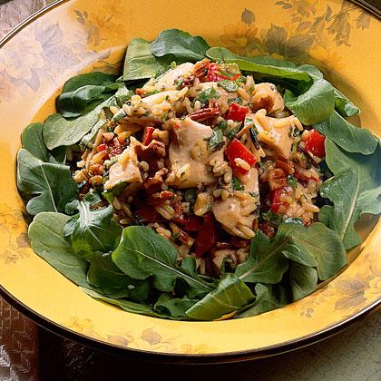 Chicken-and-Rice Salad Recipe
