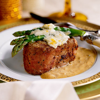 Elegant Beef Blue Recipe