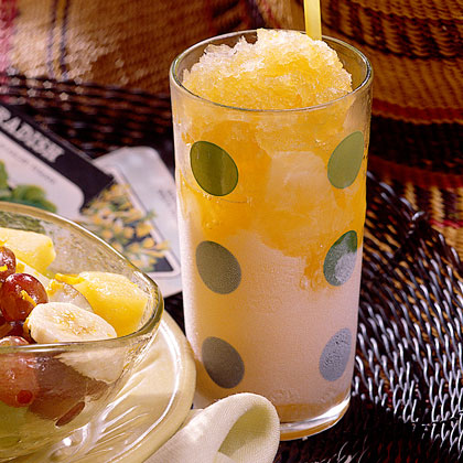 Frosted Bellinis Recipe