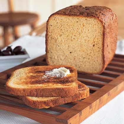 Asiago-Pepper Bread