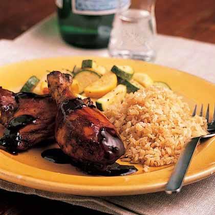 Hoisin Barbecued Chicken