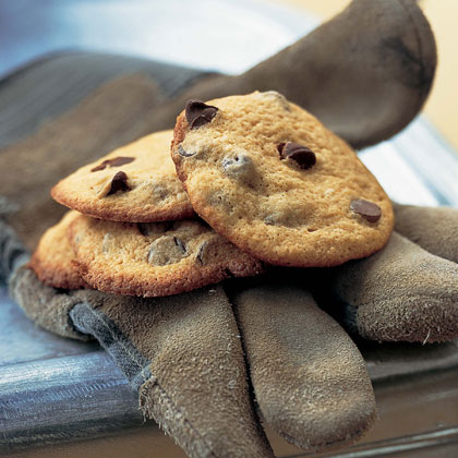 Puffed-Up Chocolate-Chip CookiesRecipe