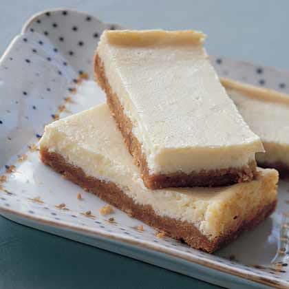 Butter Crunch Lemon-Cheese BarsRecipe