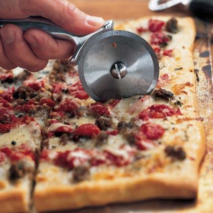 Chicago-Style Pizza Recipe