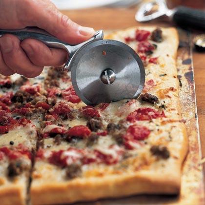 Atsa Spicy Pizza SausageRecipe