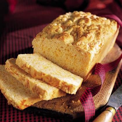 Cheddar Cheese Loaf Recipe