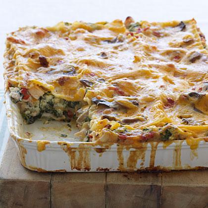 Heavenly Chicken Lasagna