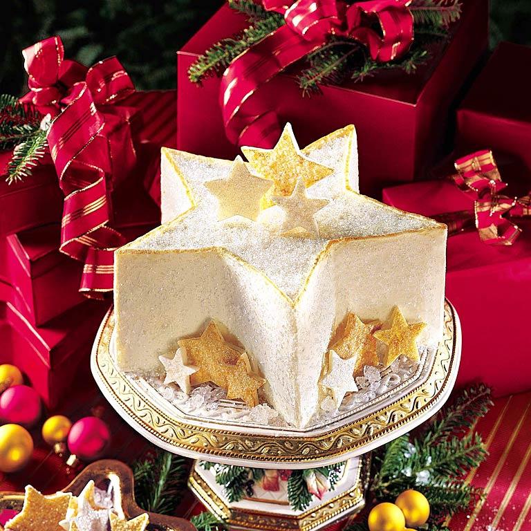 Twinkling Star CakeRecipe