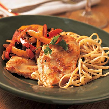 Recipes using chicken breast fillets