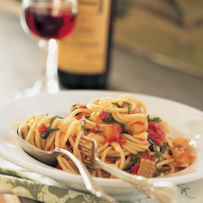 Spaghetti Alla NormaRecipe
