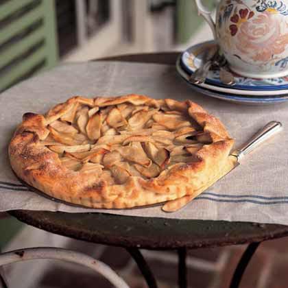 Tarte aux Pommes (Apple Tart) Recipe