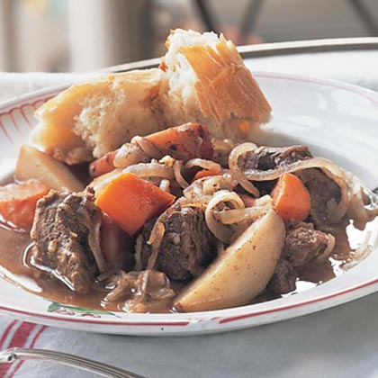 Baekeoffe (Alsatian Meat Stew) Recipe