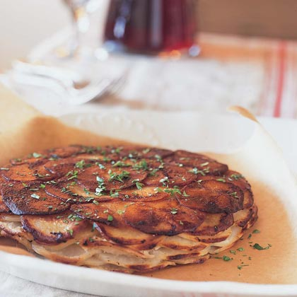 Pommes Anna (Potatoes Anna)