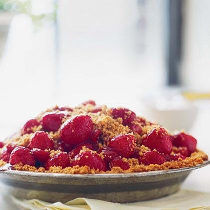 Spring Strawberry Pie
