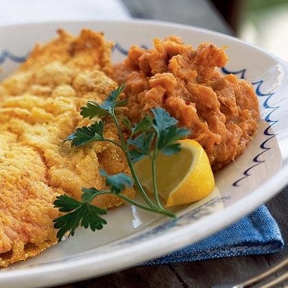 Chipotle-Maple Sweet Potatoes Recipe