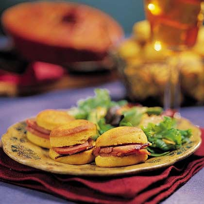 Sweet Potato Angel Biscuits