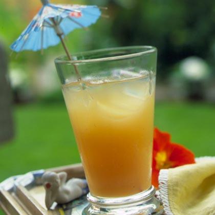 Guava Juice Slow Juicer : Aloha Punch Recipe MyRecipes