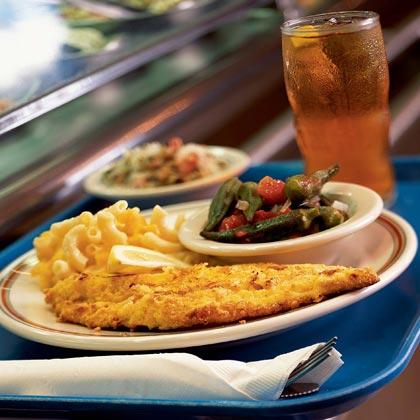 Crisp-Crusted Catfish Recipe