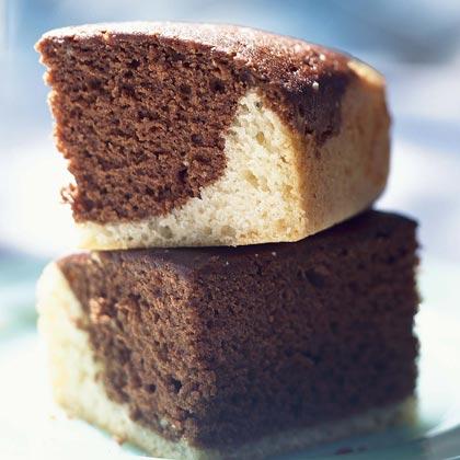 Black-and-White Cake