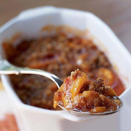 Peach Marmalade Betty Recipe