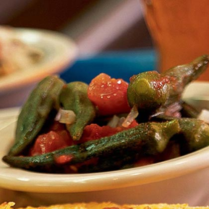 Soul food recipes myrecipes stewed okra and tomatoes forumfinder Gallery