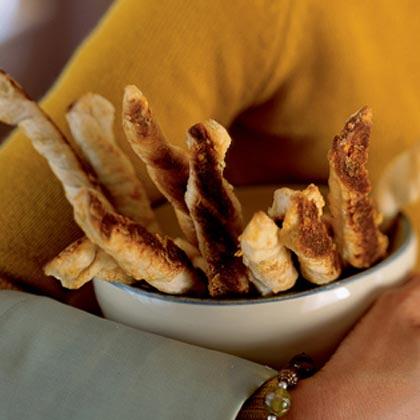 Jack Cheese Breadsticks Recipe